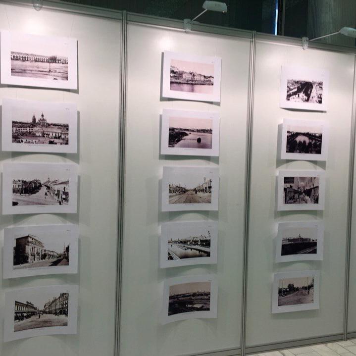 Оформление фотовыставок на месте проведения мероприятия
