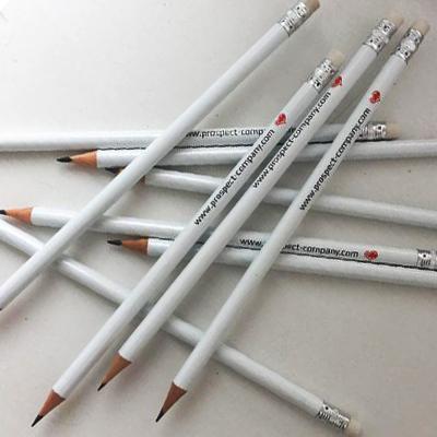 Изготовление карандаша с логотипом