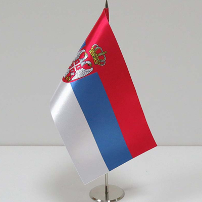 Флаг (атлас, никель)
