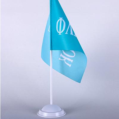 Флаг (шёлк, пластик)