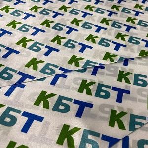Изготовление платка с логотипом