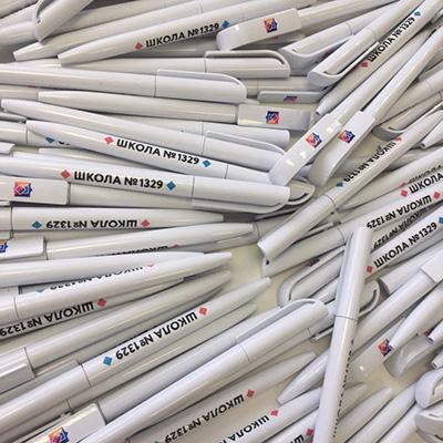 Ручка с нанесением